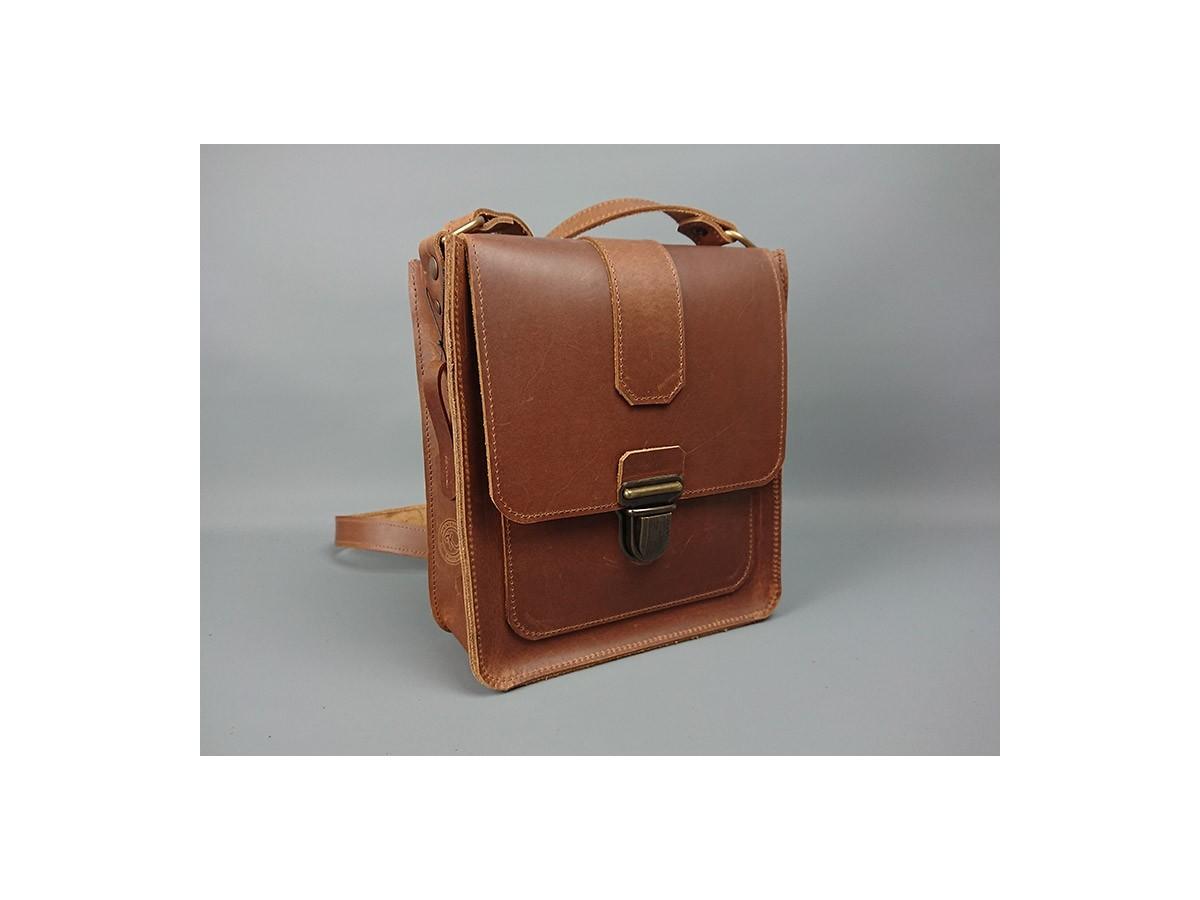 Sac Homme Rétro cuir Vintage